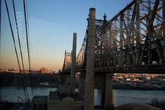 View from the Roosevelt Island Tram