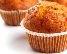 A tutti i golosi che amano la Nutella: muffin con nutella e panna.