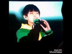 161112 Taehyung jimin jungkook crying moments at bts 3rd muster.