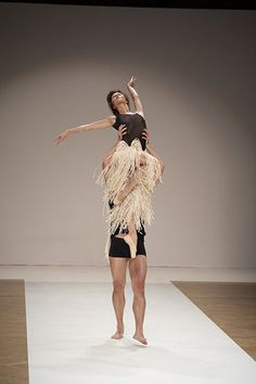 """""""The Royal Ballet goes to London fashion week..."""""""