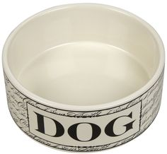 Harry Barker Bon Chien Dog Bowl - Free Shipping    $24.00