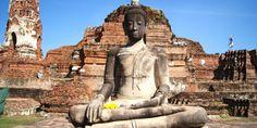 叮叮看世界 | 【泰國】曼谷自由行-大城歷史遺跡公園 Ayutthaya Historical Park Day3