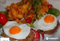 Érdekel a receptje? Kattints a képre! Just Eat It, Hungarian Recipes, Comfort Food, Food 52, Paleo, Pork, Eggs, Breakfast, Google