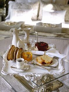 Morning Breakfast In Your Room