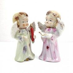 ... Vintage Mid Century Japan Christmas Angel by VintageCreekside, $10.00