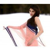 heropanti-actress-kriti-sanon-in-peach-saree