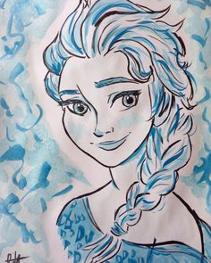 Elsa by Faith Carpenter @fffffaaaaiiitth