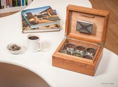The Cannador: Elegant Curing and Storage for the Cannabis Connoisseur. | http://www.ifitshipitshere.com/cannador-elegant-curing-storage-cannabis/