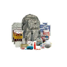 The Wise Foods Five Day Emergency Survival Backpack for One Person gives an individual everything they need in order to survive for five days. From survival foo Survival Supplies, Survival Food, Camping Survival, Outdoor Survival, Survival Knife, Survival Prepping, Survival Skills, Emergency Preparedness, Survival Shelter