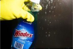 Unusual Ways To Use Windex Glass Cleaner