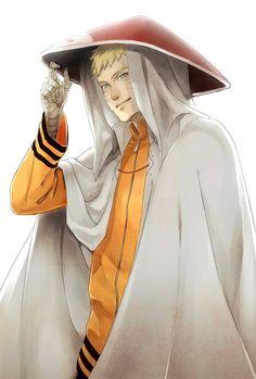 Naruto, the 7th Hokage | Naruto fan art