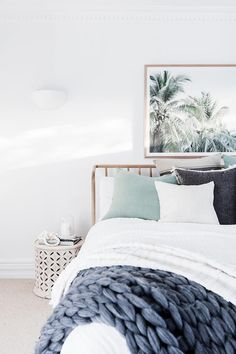 As one third of Sydney-based renovation trio Three Birds Renovations, Lana Taylor knows how to transform a house. Here, she talks us through the modern Mediterranean makeover of her own home on Sydney's North Shore.