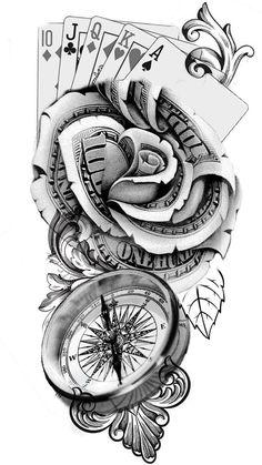 Tattoos Discover Pin by Chris Loom on Tattoo vorlagen Skull Thigh Tattoos Forarm Tattoos Full Arm Tattoos Forearm Sleeve Tattoos Dope Tattoos Tattoos For Guys Tattoos Girl Tattoos Body Tattoo Design Card Tattoo Designs, Half Sleeve Tattoos Designs, Tattoo Design Drawings, Small Tattoo Designs, Tattoo Sketches, Tattoo Designs Men, Tattoo Ideas, Half Sleeve Tattoos Drawings, Forarm Tattoos