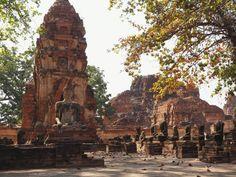 Ayutthaya-Come raggiungerla e cosa vedere