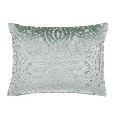 Paseo Doble Celadon Christian Lacroix Throw Pillow | Designers Guild USA