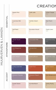 Bedroom Paint Colors, Wall Colors, Latte, Pink Cafe, Favorite Paint Colors, Church Interior, Grey Roses, Color Psychology, Inspiration Wall