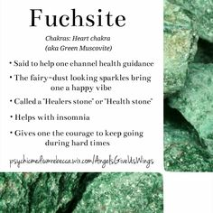 Fuchsite crystal meaning