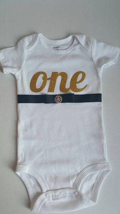 Check out this item in my Etsy shop https://www.etsy.com/ca/listing/286204409/birthday-girl-onesie-gold-glitter-one