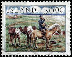 Iceland Stamp 1997