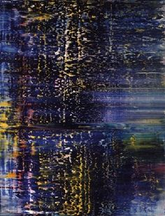 Richter's paintings. How did he make them?  | Tate