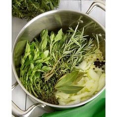 NEW POST ALERT Immune Boosting Garden Herb Stock  Why should you stop throwing out those odds and ends of herb bunches? To make this simple and flavourful herb stock of course!  This recipe contains seven herbs (and one spice) in total and you can mix and match ingredients depending on what you have growing in the garden or chilling in the crisper of your fridge.  Not only does this recipe make a delicious base for warming soups and stews it also possesses powerful antimicrobial diaphoretic…