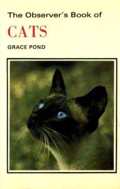 Observer's Book of Cats (Observer's Pocket)