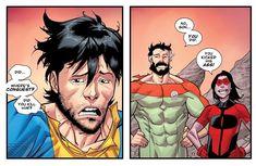 Bd Comics, Image Comics, Invincible Comic, Best Superhero, Comic Page, Manga, Tmnt, Drawing Reference, Nerdy