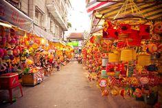 Phố lồng đèn Q.5, Sài Gòn