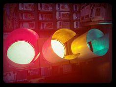 Luminaire rétro