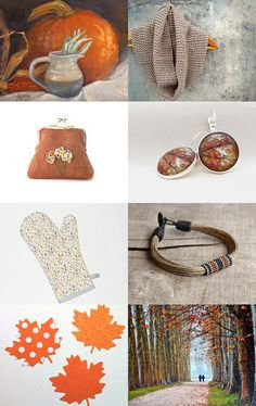 Beautiful Autumn Fall colors - Changing Colours by Kelly on Etsy--Pinned with TreasuryPin.com