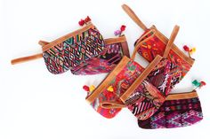 Sunday Isle Laguna Original Clutches have been restocked! Gorgeous designs handcrafted in Antigua Guatemala for Sunday Isle. Small Bags, Clutches, Artisan, Sunday, Colour, Design, Antigua Guatemala, Color, Domingo