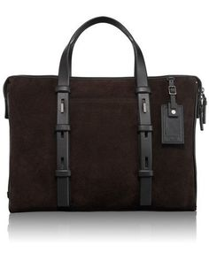 Harrison Leather Brief