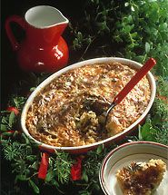 A page full of traditional Finnish food recipes