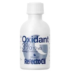 RefectoCil Oxidant Oksidacinis skystis 10vol, 3%, 50ml
