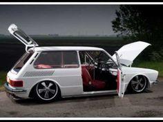 VW brasilias 1