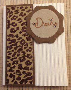 Miscellaneous card - Dreams.  6/6/16
