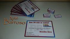 ARTE BARROSO: CONVITES: SIMPLES OU COM CORTE ESPECIAL