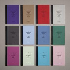 StudioThomson Notebooks