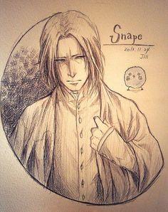 Severus by jill_s_alg