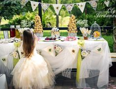 "Fairy Woodland / Birthday ""Sofia's 3rd Fairy Party"" 