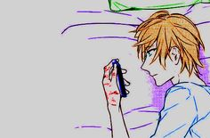 #ToukoWhiteGraphic #animeboy #Coloredbyme  Ita: Se la prendi, mettere i crediti.. grazie.  Eng: If you take it, put the credits.. thanks.