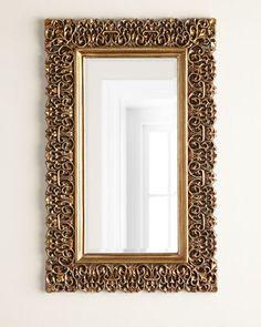 Filigree+Mirror+at+Horchow.