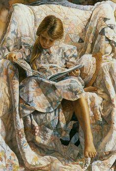 Remembering Steve Hanks, the Master of Watercolor | Tutt'Art@ | Pittura * Scultura * Poesia * Musica |