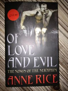 I NOT read this yet so it's on my to read list. Anne Rice