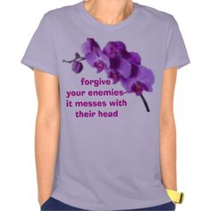 Forgive Your Enemies- It Messes With Their Head Tee Shirts
