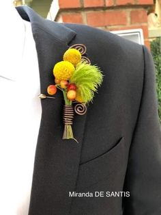 Floral Design, Art Floral, Buttonholes, Flower Power, Groom, Corsages, Boutonnieres, Bouquets, Flowers