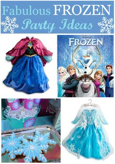 Fabulous Frozen Party Ideas!