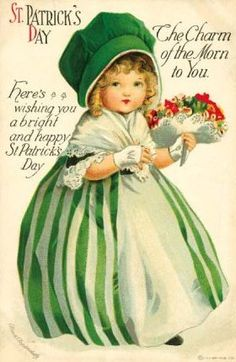 Vintage Images: St. Patrick's Day postcards