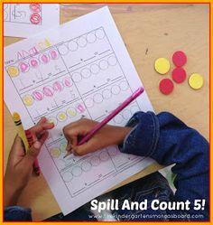 The Kindergarten Smorgasboard: A Kindergarten Smorgasboard Saturday Kindergarten Post!