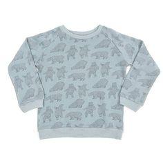 sweater Nils - bears Liv + Lou